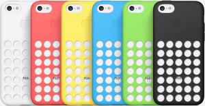 iPhone 4C obaly