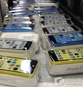 iPhone 5C obal